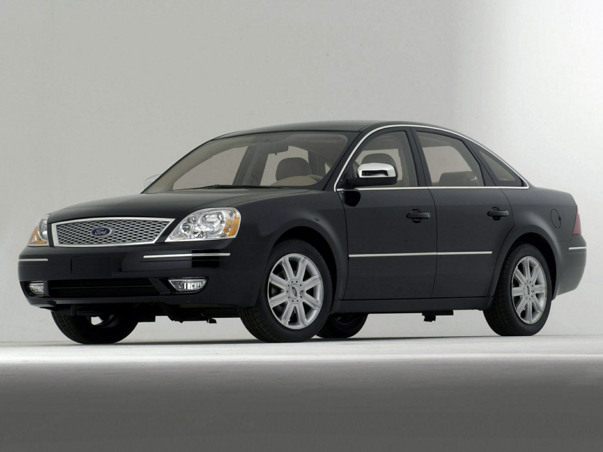 Pre owned 2006 ford five hundred limited