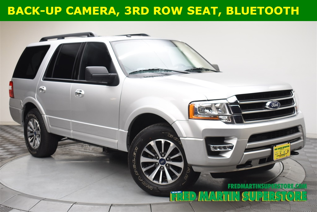 Pre Owned 2017 Ford Expedition Xlt 4d Sport Utility In Akron