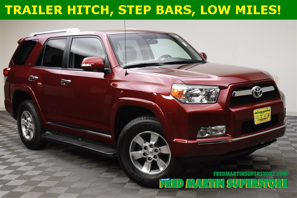 Pre-Owned 2010 Toyota 4Runner 4x4