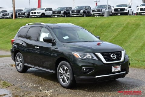 New Nissan Pathfinder For Sale | Fred Martin Nissan