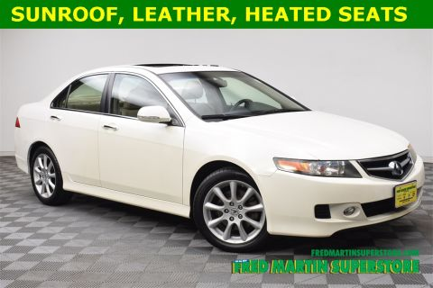 Pre-Owned 2008 Acura TSX B