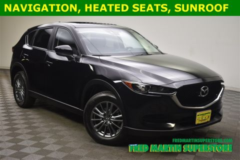 Used Mazda Cx 5 Touring Barberton Oh
